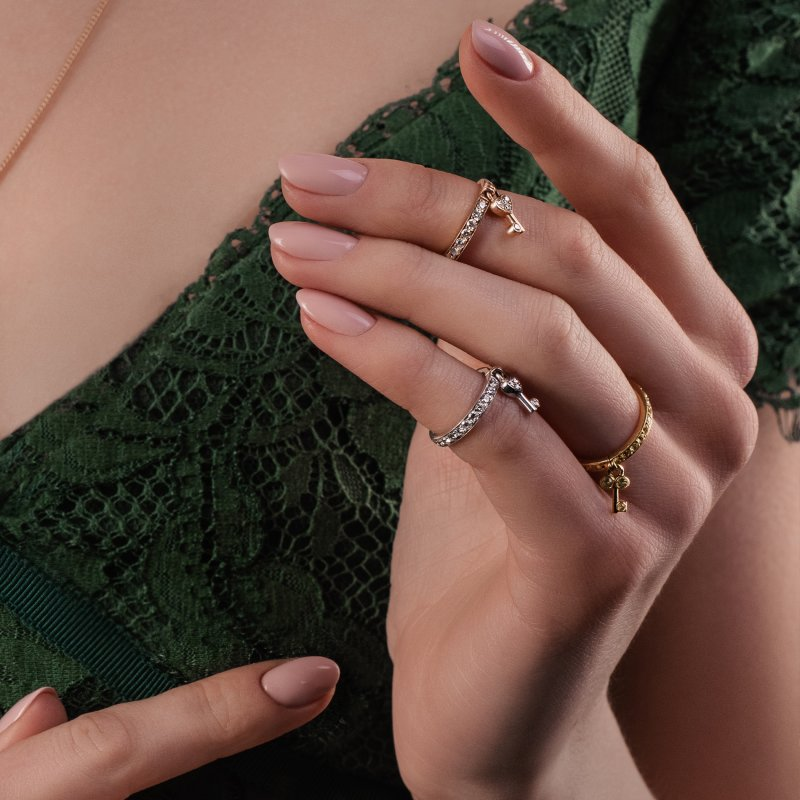 Spare Key Ring  SKR1.213  Sybarite Jewellery - image 2