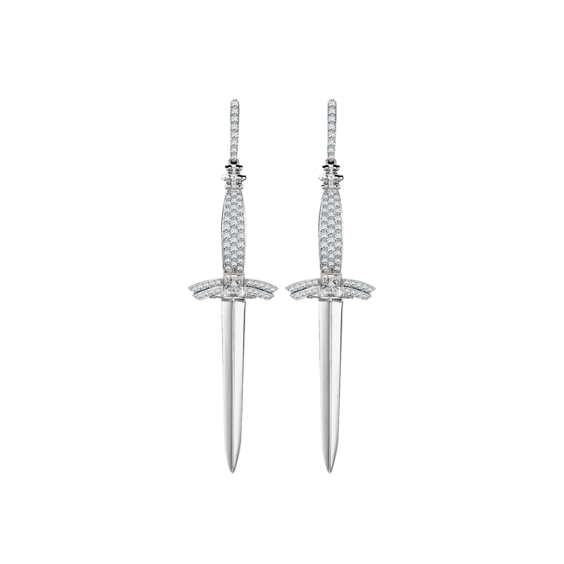 Swords Earrings