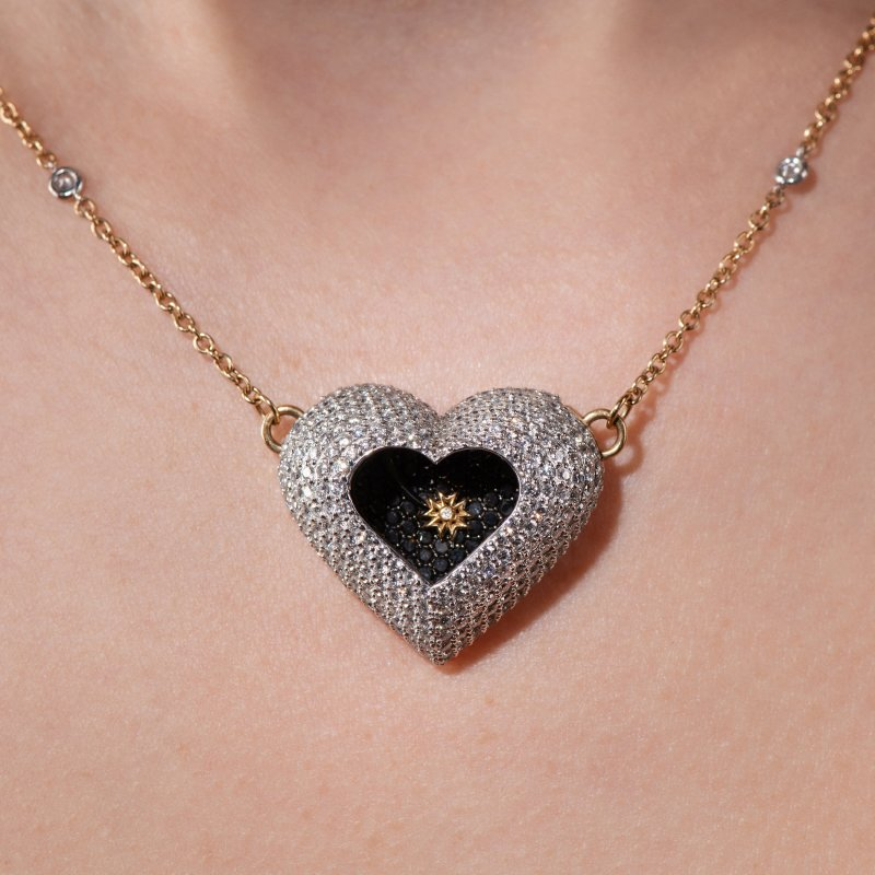 Heart Necklace  HP11.04.25  Sybarite Jewellery - image 4
