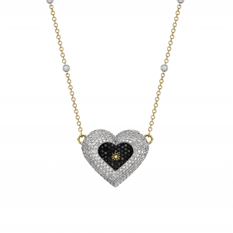 Heart Necklace  HP11.04.25  Sybarite Jewellery - image 2