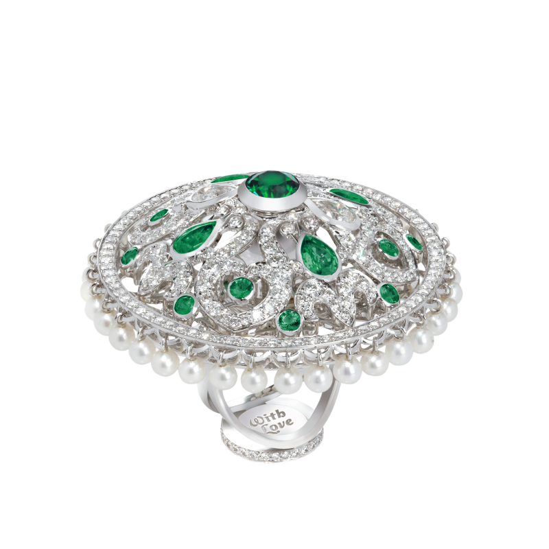 Dancing Doll Ring DDR5.04.14.22 Sybarite Jewellery - image 1