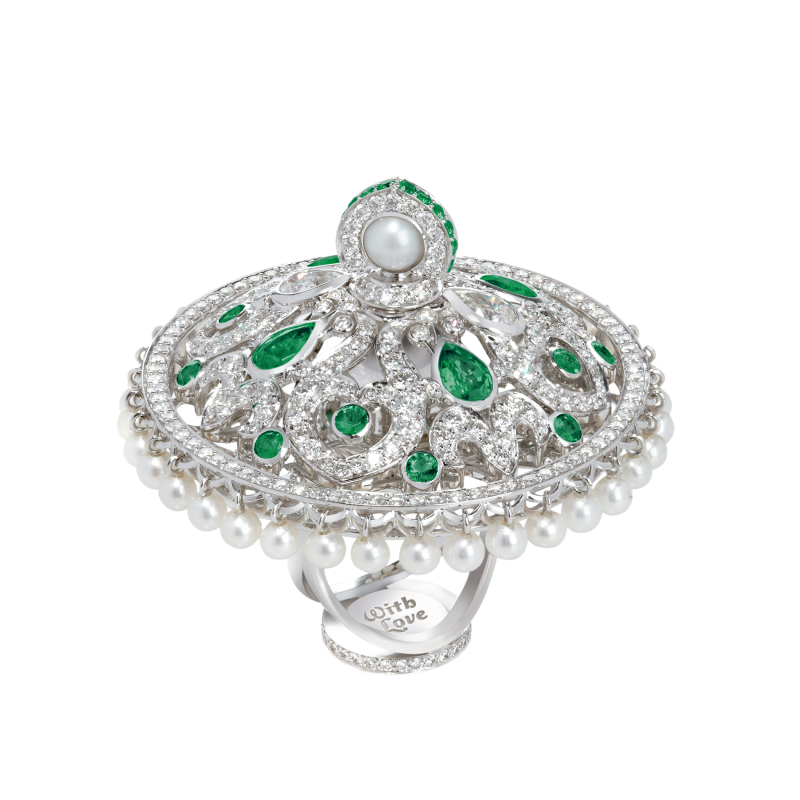 Dancing Doll Ring DDR5.04.14.22 Sybarite Jewellery - image 3