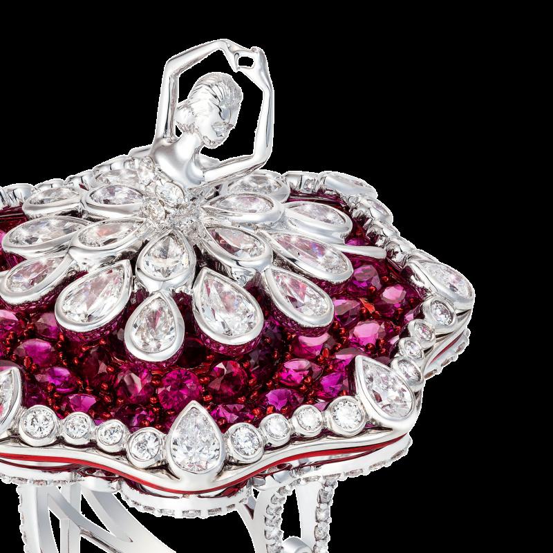 Prima Ballerina Ring