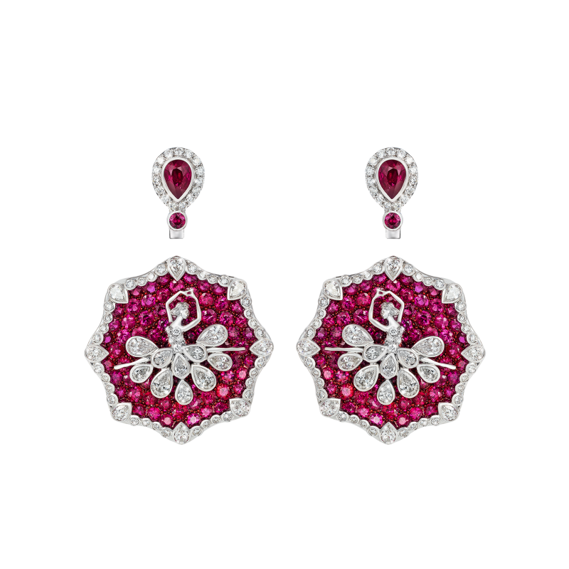 Prima Ballerina Earrings DBE-S 01040 Sybarite Jewellery - image 1
