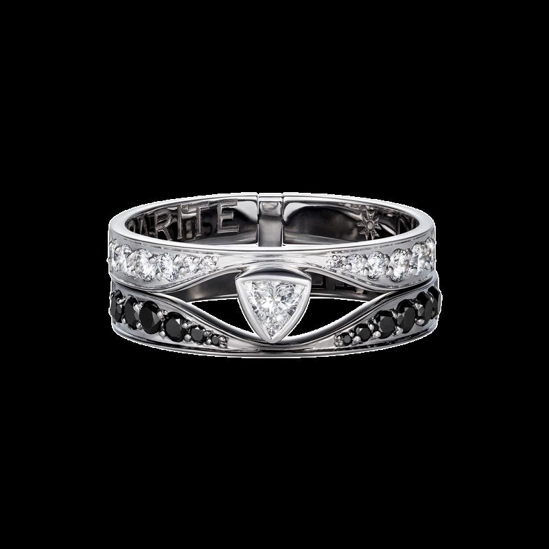 Men's Transformer Ring SR7.0415 Sybarite Jewellery - image 0