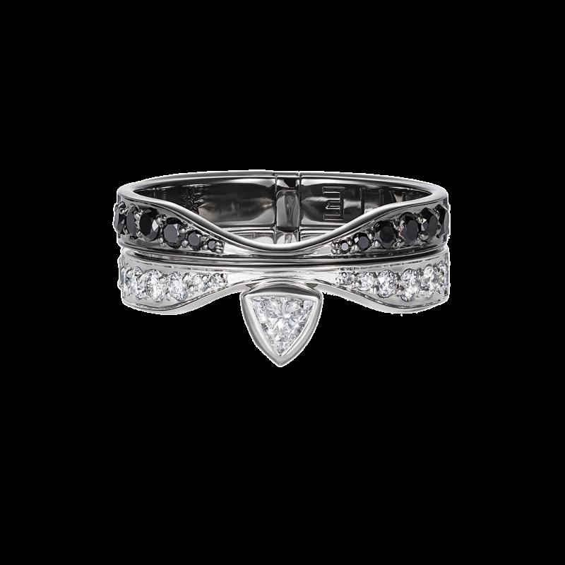 Men's Transformer Ring SR7.0415 Sybarite Jewellery - image 1