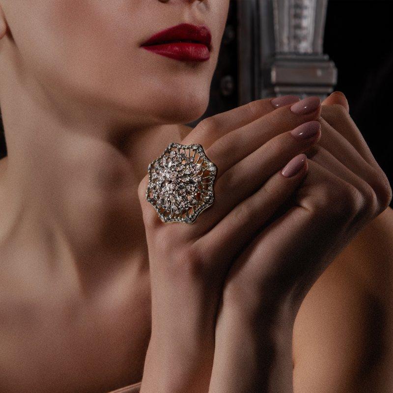 Dancing Ballerina Ring DBR11.043 Sybarite Jewellery - image 2
