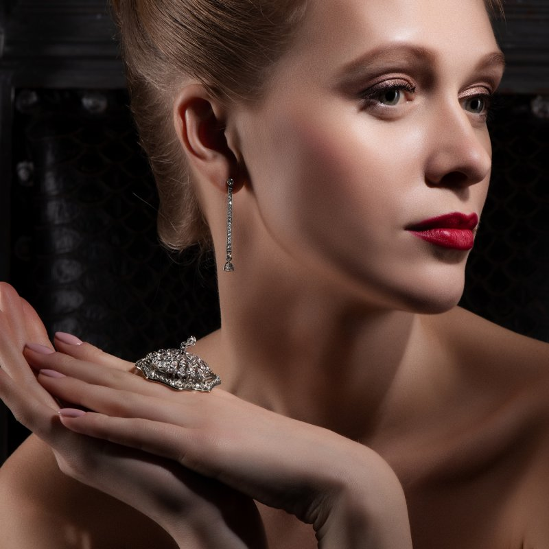 Dancing Ballerina Ring DBR11.043 Sybarite Jewellery - image 3