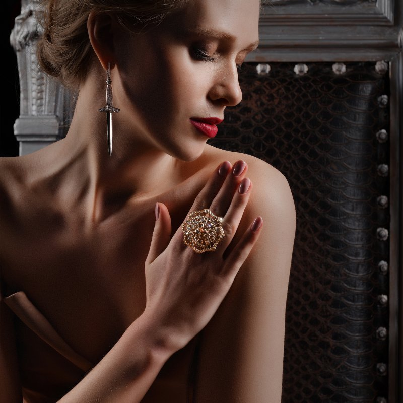 Tutu Ring TTR11.01 Sybarite Jewellery - image 3