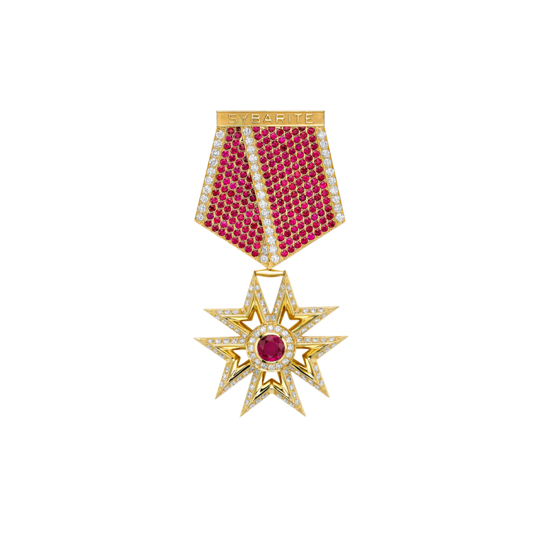 Sybarite Medal MB11.24.15 Sybarite Jewellery - image 0