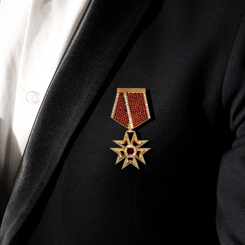 Sybarite Medal MB11.24.15 Sybarite Jewellery - image 2