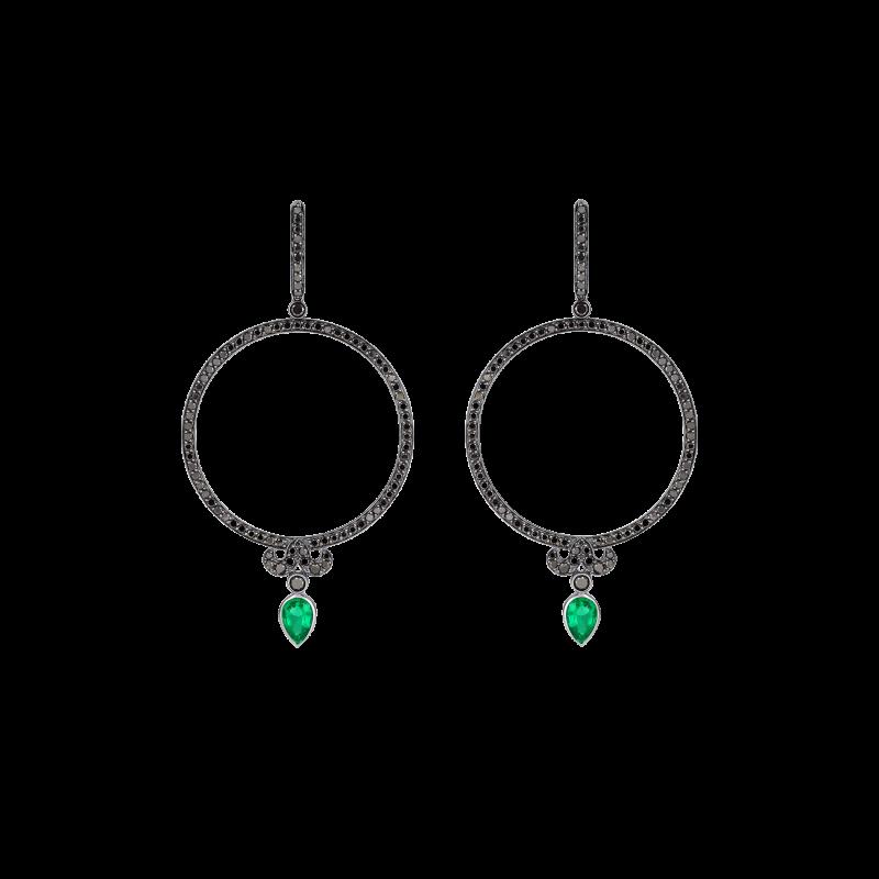 Plie Earrings