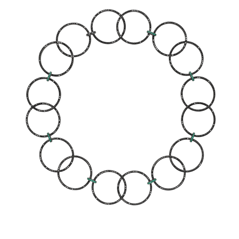 Plie Necklace PN5.15.14 Sybarite Jewellery - image 0