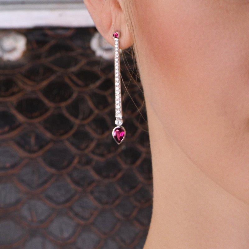 En Pointe Earrings EPE5.04.15 Sybarite Jewellery - image 1