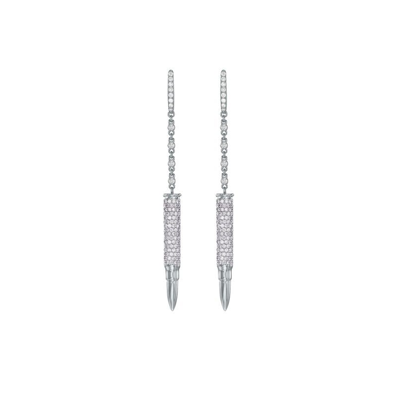 Bullets Earrings BE10.04 Sybarite Jewellery - image 0