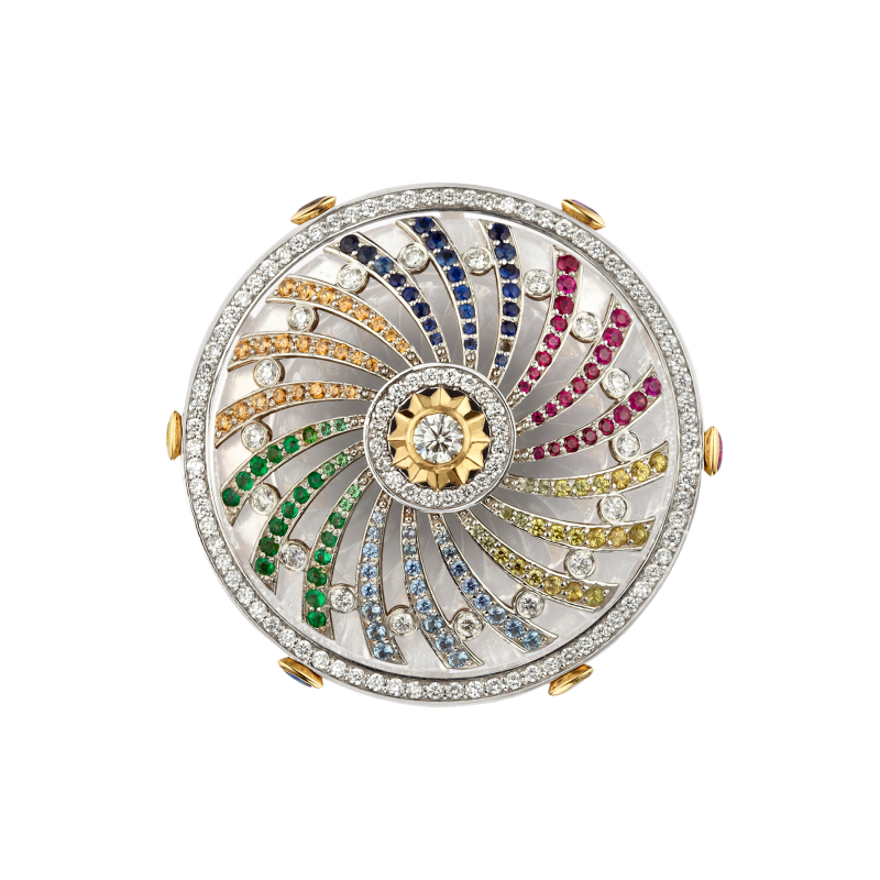 Merry Go Round Ring MHR4.042.S Sybarite Jewellery - image 2