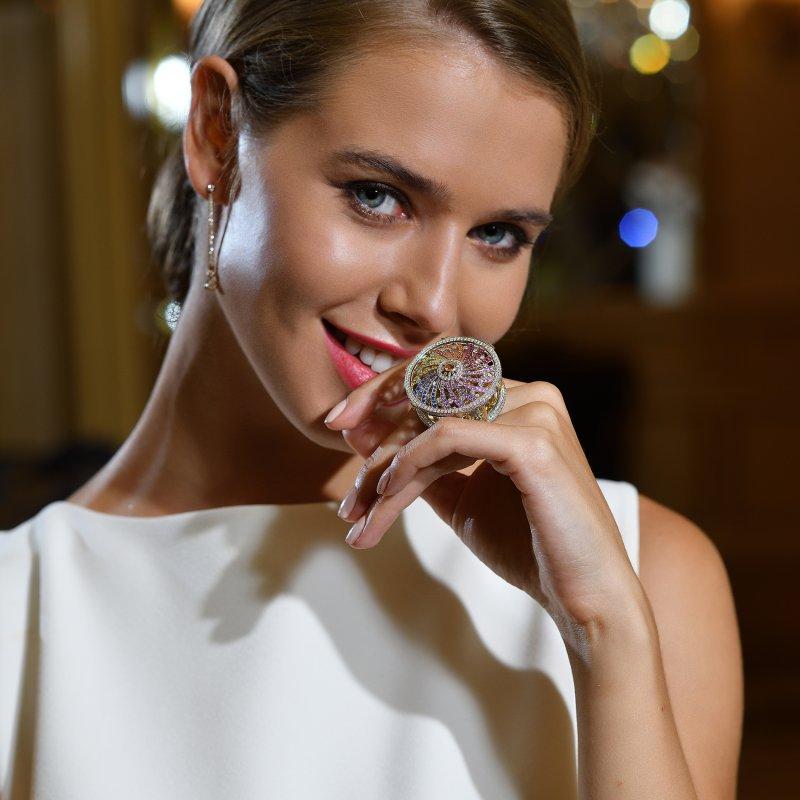 Merry Go Round Ring MHR4.042.S Sybarite Jewellery - image 3