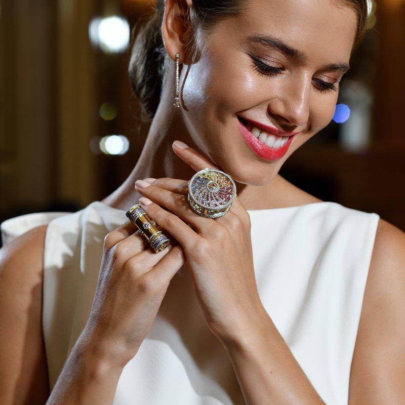 Merry Go Round Ring MHR4.042.S Sybarite Jewellery - image 4