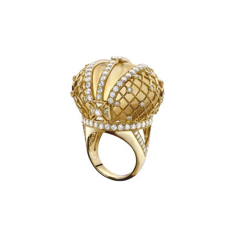Royal Jubilee Ring DJR1.24.21 Sybarite Jewellery - image 1