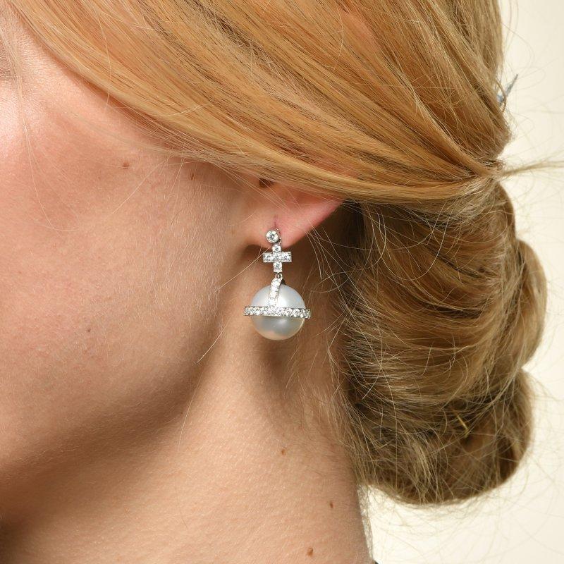 Sceptre Earrings  SSE3.0422  Sybarite Jewellery - image 2