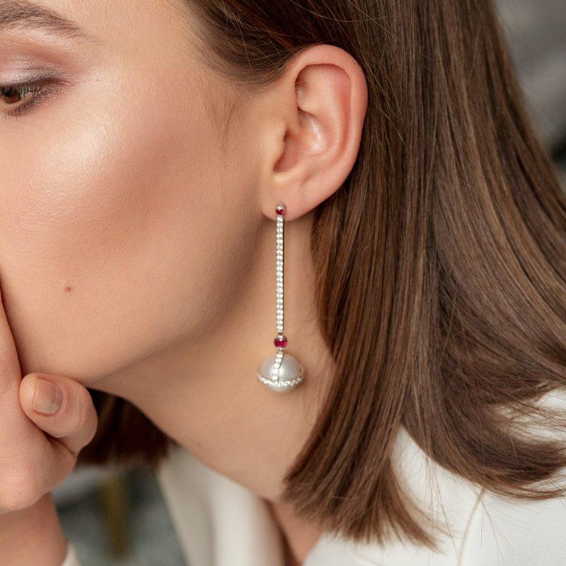 Sceptre Earrings