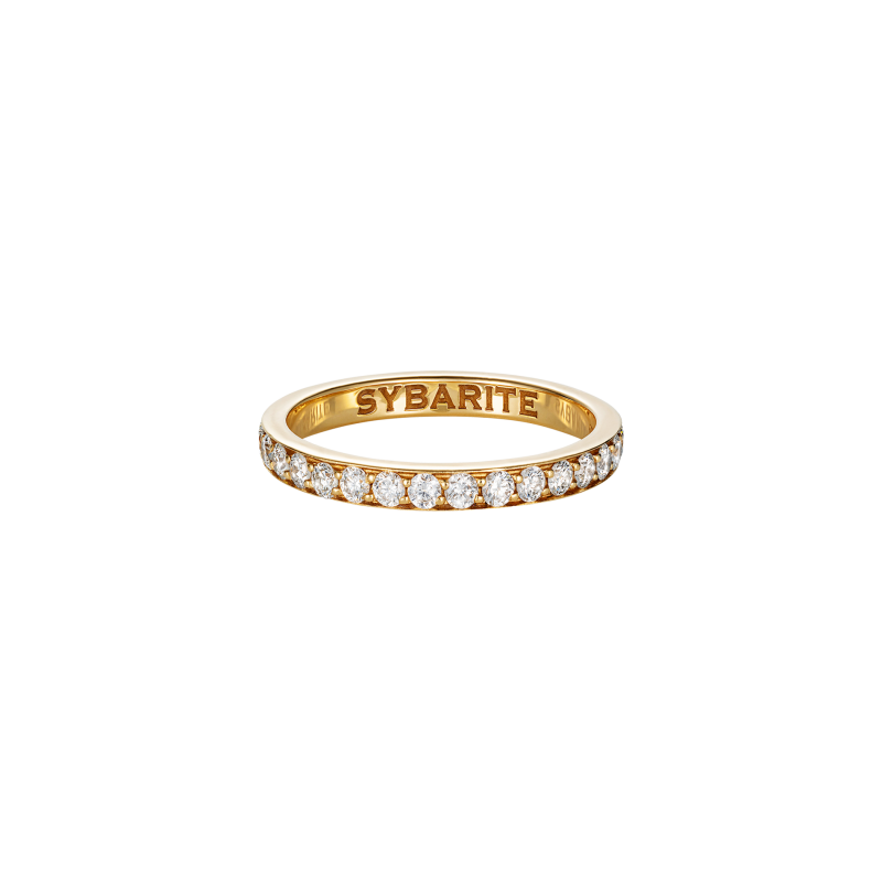 Band Ring  BR1.24  Sybarite Jewellery - image 0