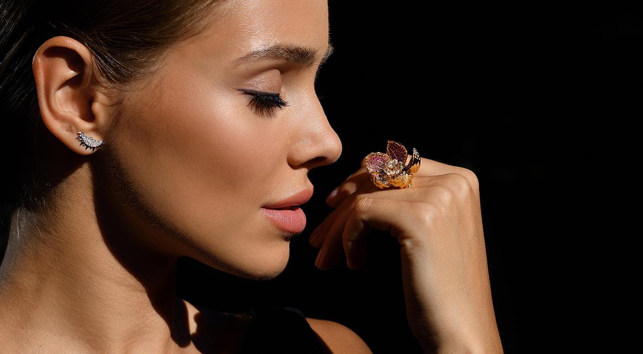 Thumbelina Ring